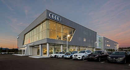 Audi Richmond